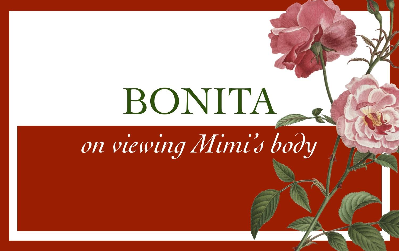"""Bonita"""